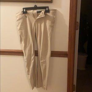 Ralph Lauren, Size 2, Khaki slacks
